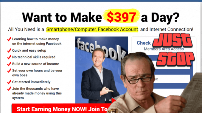 """How to Spot a """"Make Money Online"""" Scam"""