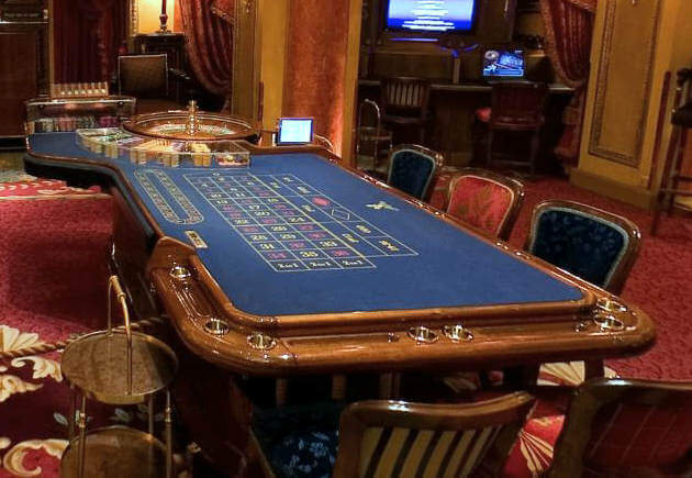 Ritz Roulette 7 of the best known casino scams