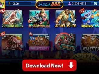 WHERE TO DOWNLOAD MEGA888